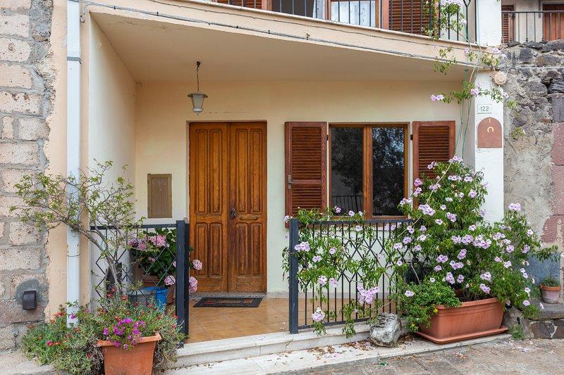 Das Casa Bea ist für mich persönlich eingerichtet., location de vacances à Bonorva