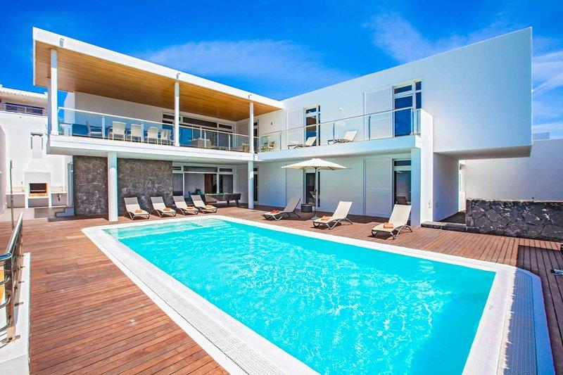 Villa Capri, alquiler de vacaciones en Puerto Calero