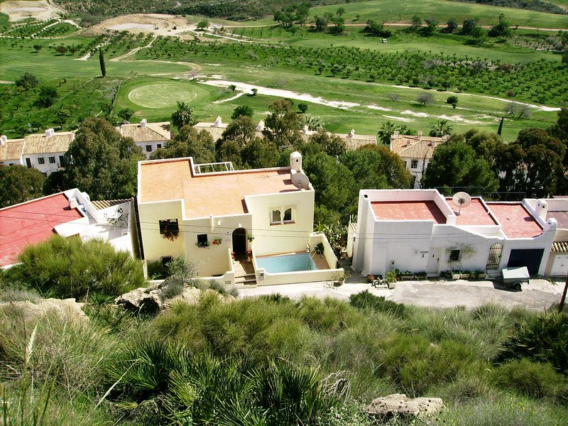 Casa Rural B&B Casamedico, alquiler vacacional en Bédar