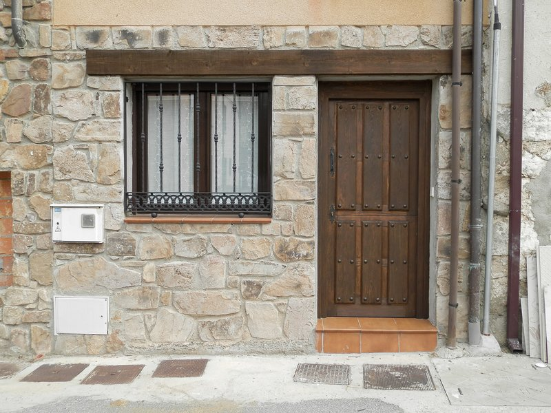vivienda de uso turístico ' Corral del Duque ', vacation rental in Rascafria