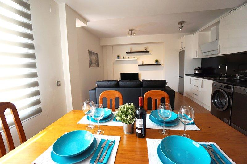 Coqueto apartamento a 5 minutos de la playa, location de vacances à Rincon de la Victoria