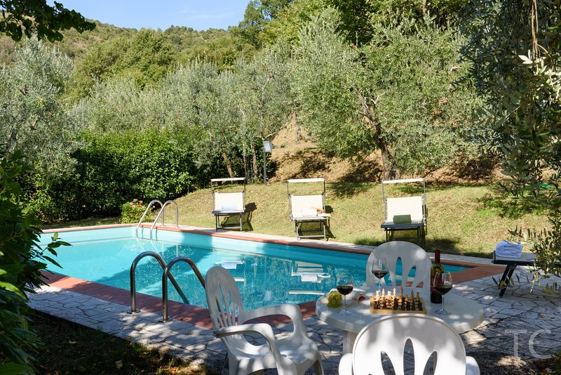 Tuscany Family Cottage, Private Gardens, Private Pool., vacation rental in Pieve di Chio