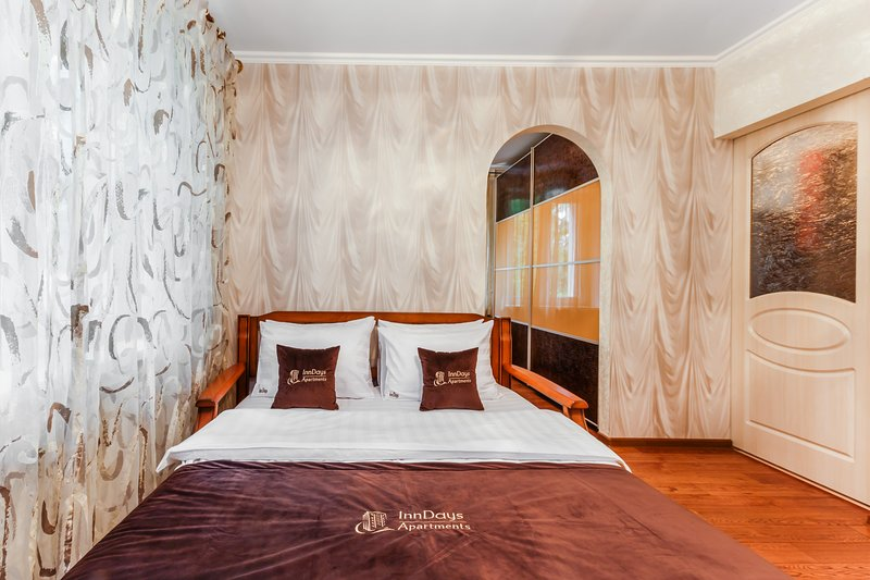 Inndays Гарибальди, vacation rental in Semyonovskoye