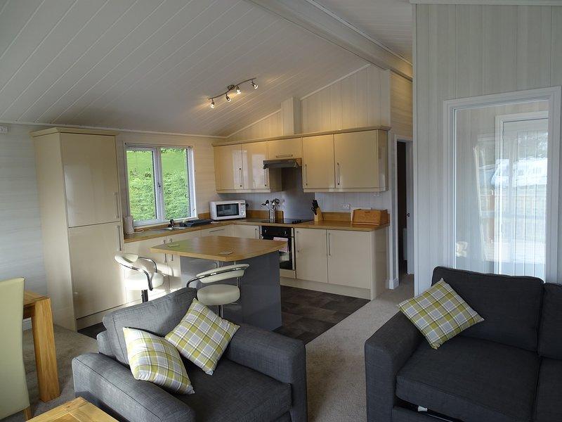 Two Bedroom Lodge 8, casa vacanza a Downham Market