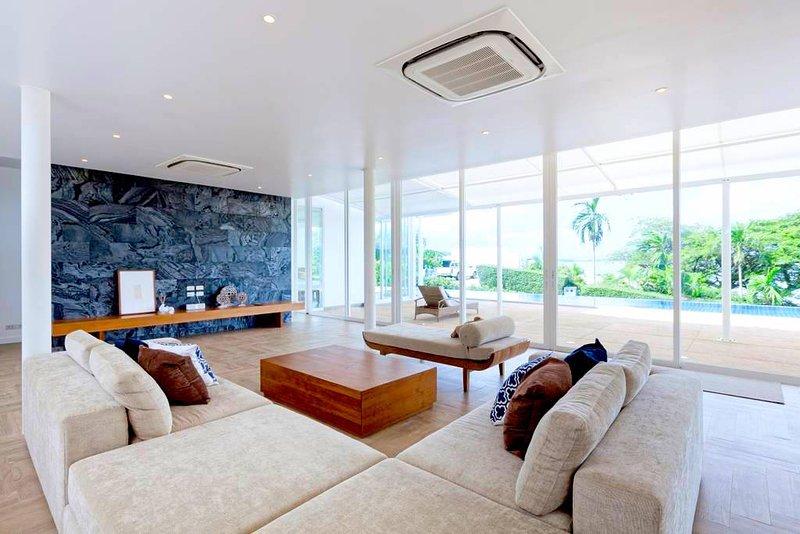 Villa Tong - living-room