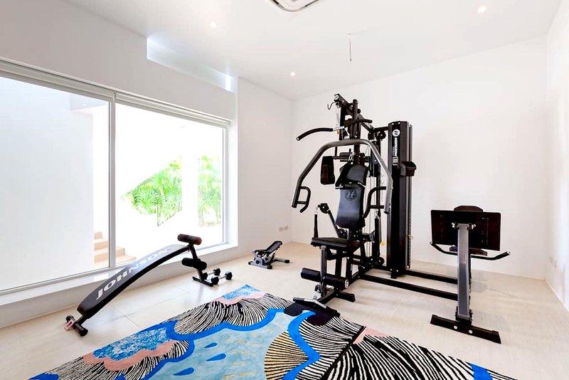 Villa Tong - fitness room