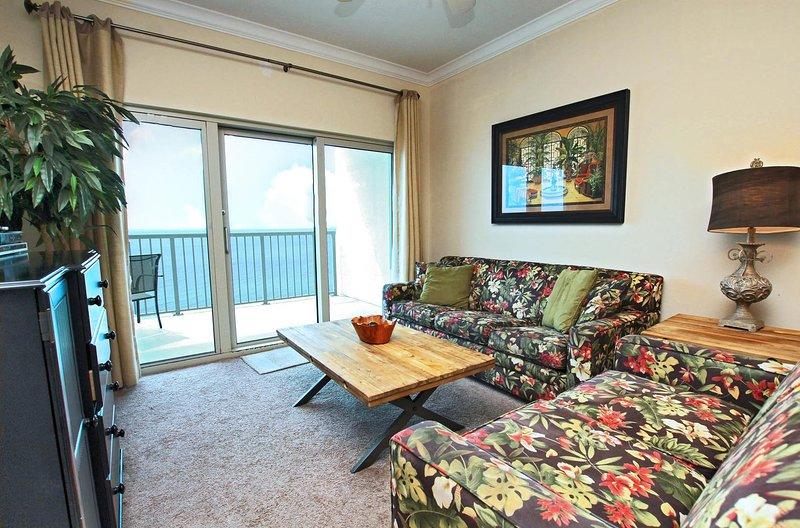18th Floor Gulf View Condo