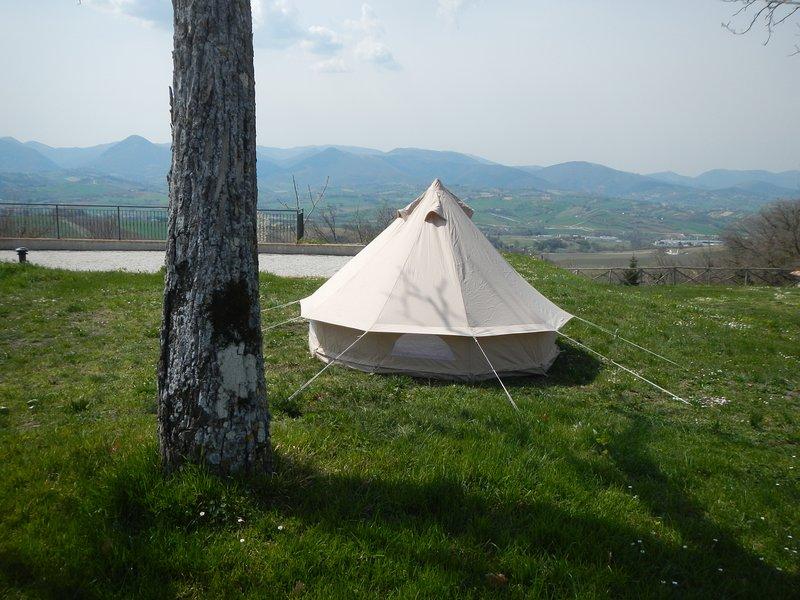 Camping Baldoni – semesterbostad i Matelica