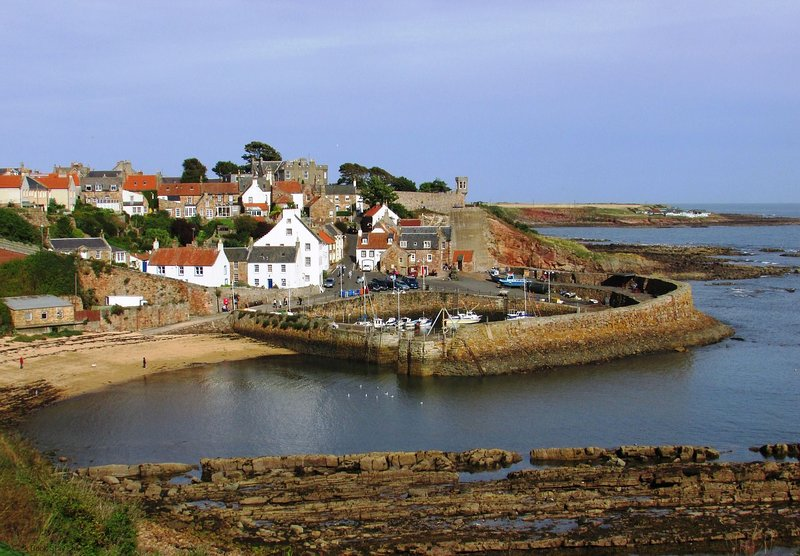 Cosy Stoney Creek Cottage in Coastal Crail, ideal retreat for couples, alquiler vacacional en Crail