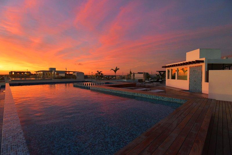 Best roof top in Playa del Carmen