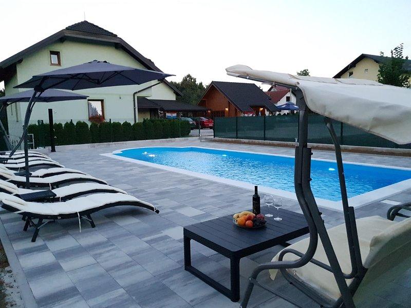 Pansion Villa Cancar, holiday rental in Plitvice Lakes National Park