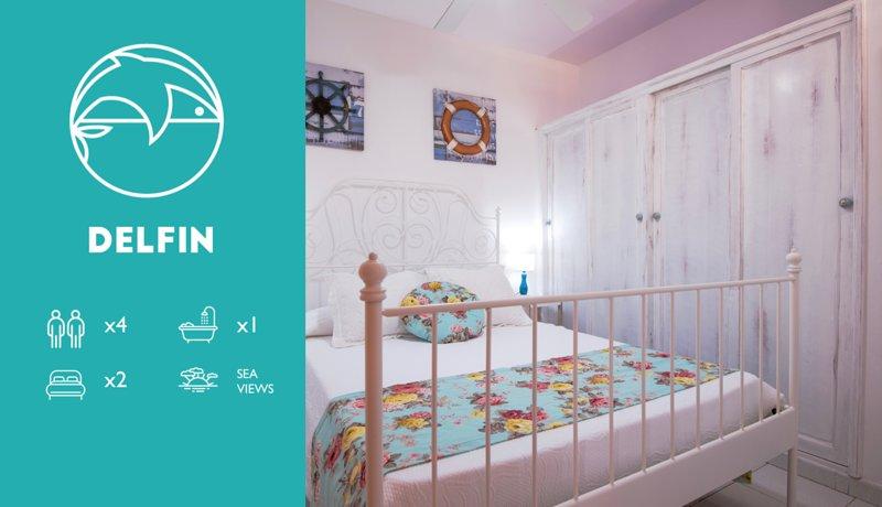 'Delfín' - Apartaments with sea views, holiday rental in El Agujero