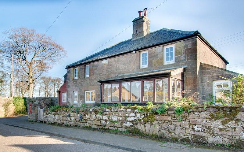 Farley Cottage Ellingham, casa vacanza a Eglingham