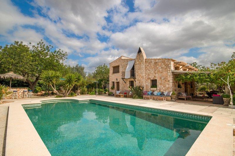 Can Rosillo, Finca 5StarsHome Mallorca, holiday rental in Son Antem
