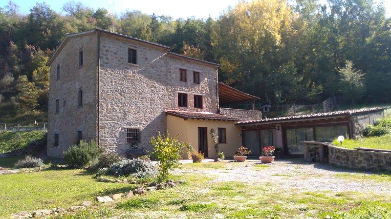 Casa vacanza Mulinaccio, vacation rental in Le Ville