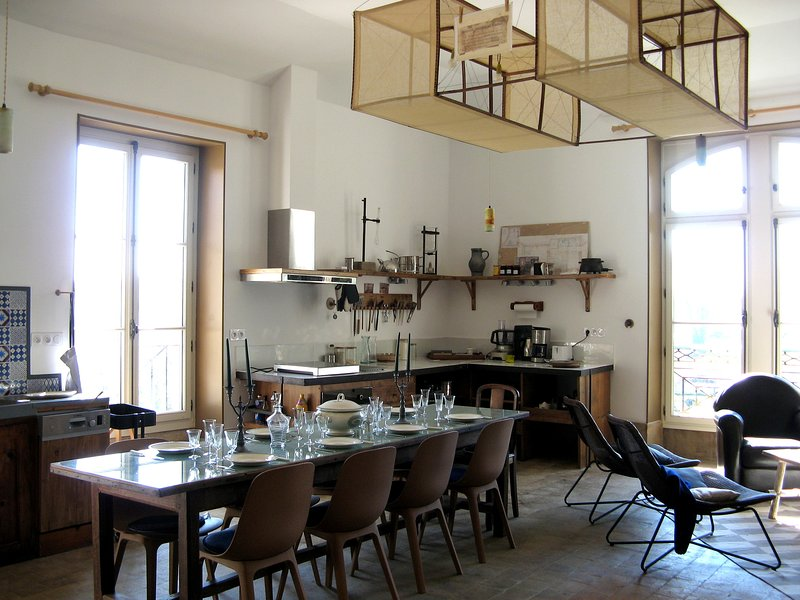 Spacious house with garden, vacation rental in Aisey-sur-Seine