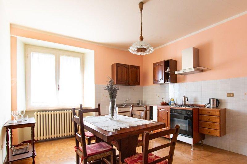Appartamento Sombra, holiday rental in Tiglio Basso
