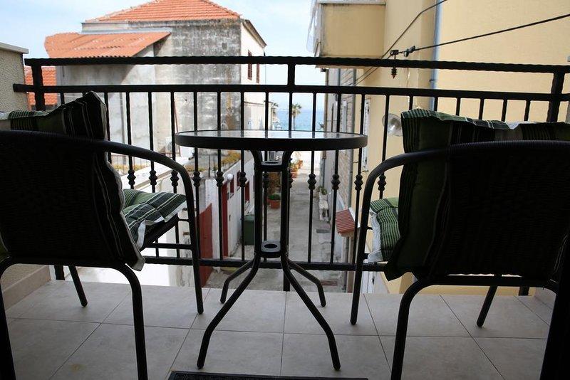 Balcone, Superficie: 2 m²
