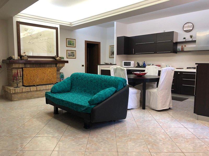 La Residenza dei Papi Casa Vacanze, holiday rental in Papigno