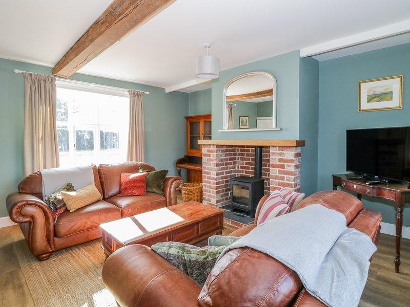 Wong Farmhouse, Wymondham, holiday rental in Bawburgh