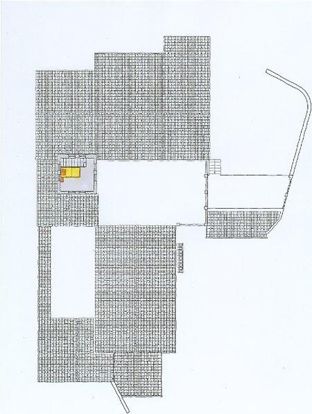 Plan de la tour, La Colombaia