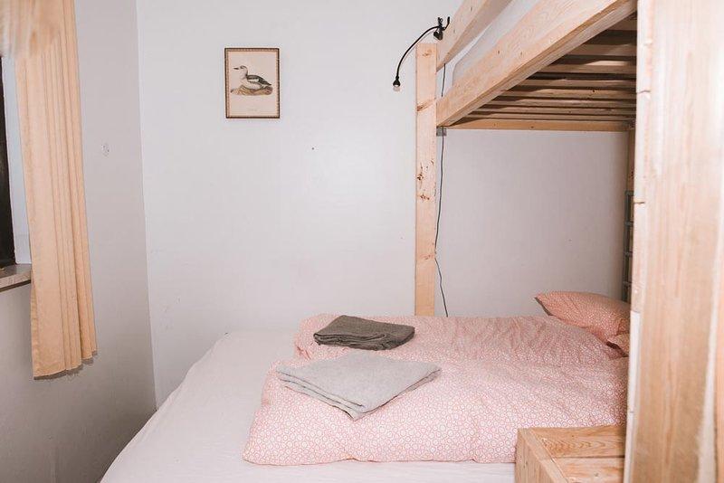 Spirit Farm - Arctic Fox Room, holiday rental in Selfoss