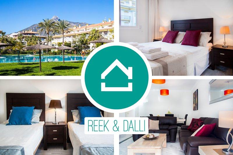 Dama de Noche - RDR105, vacation rental in Nueva Andalucia
