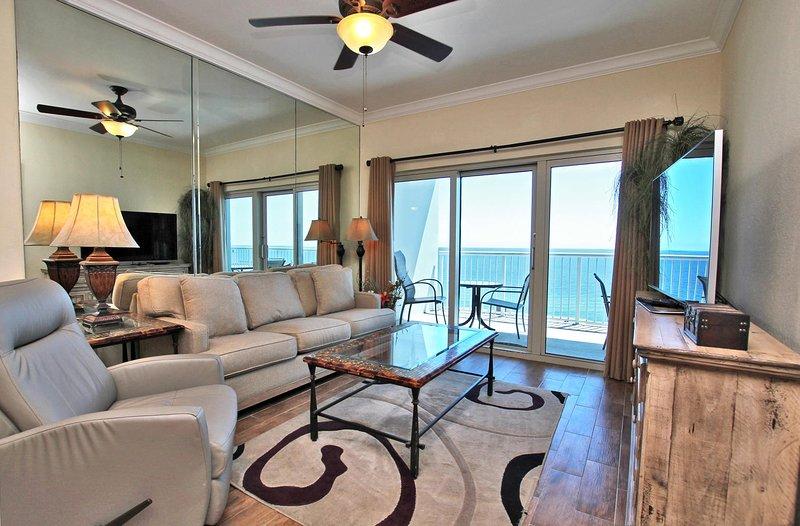 16th Floor Gulf View Condo