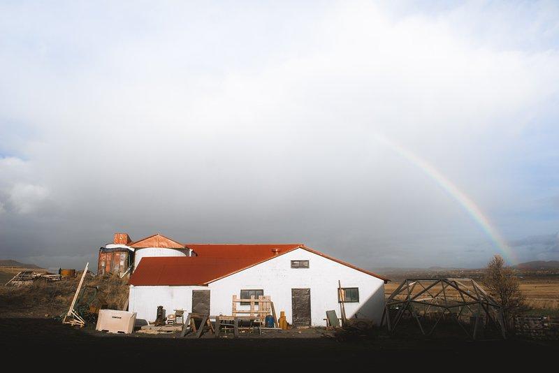Spirit Farm - Owl Room, holiday rental in Selfoss
