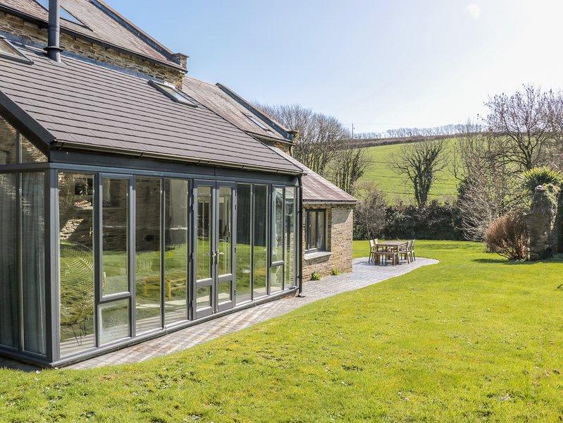 LINHAM BARN, large garden, games room, Kingsbridge, location de vacances à Kingsbridge