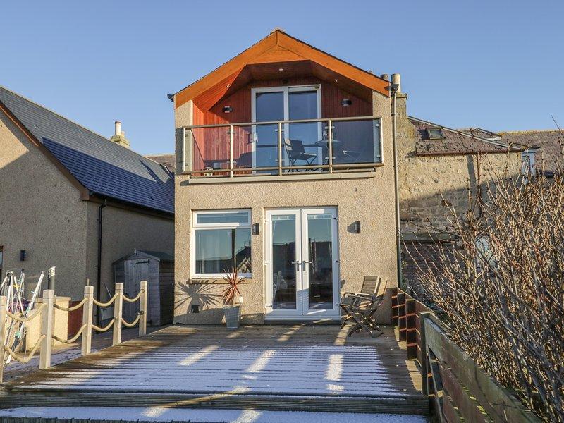 CARONA, sea views, pet-friendly in Lossiemouth, alquiler de vacaciones en Lossiemouth