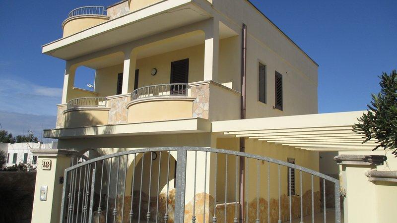 Villa Bluer S. Maria al Bagno near Gallipoli