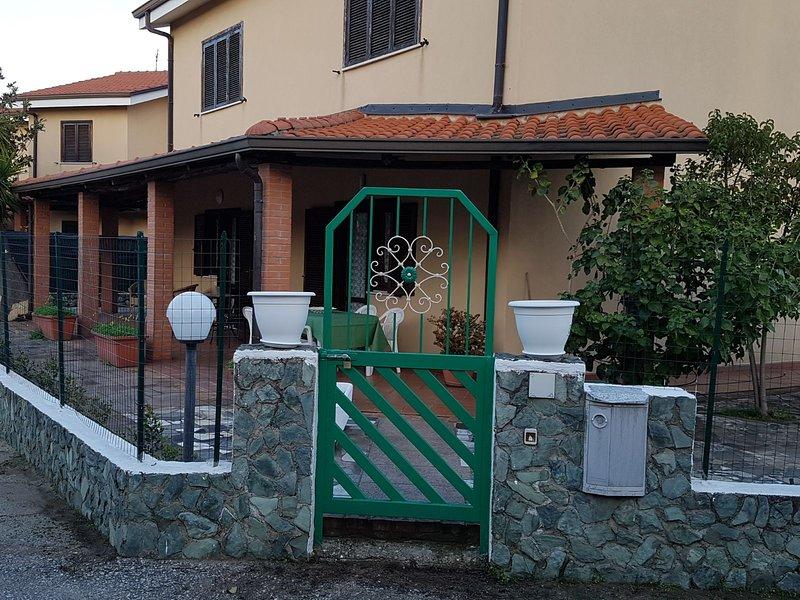 Villa Indipendente, Ferienwohnung in Pizzo