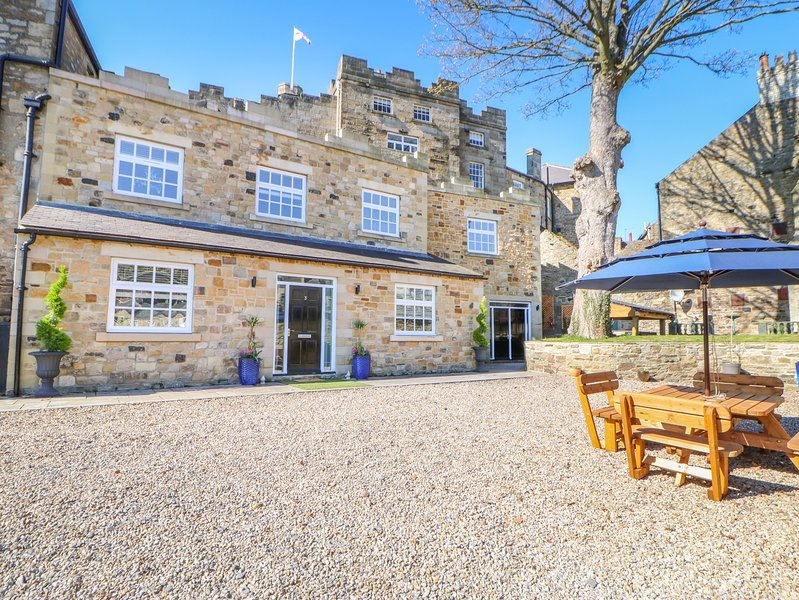 Cosy Cave Stanhope Castle, Stanhope, vacation rental in Stanhope