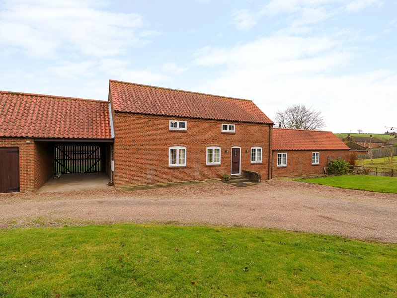 BALMEDIE, WiFi, woodburner, Binbrook, holiday rental in North Thoresby