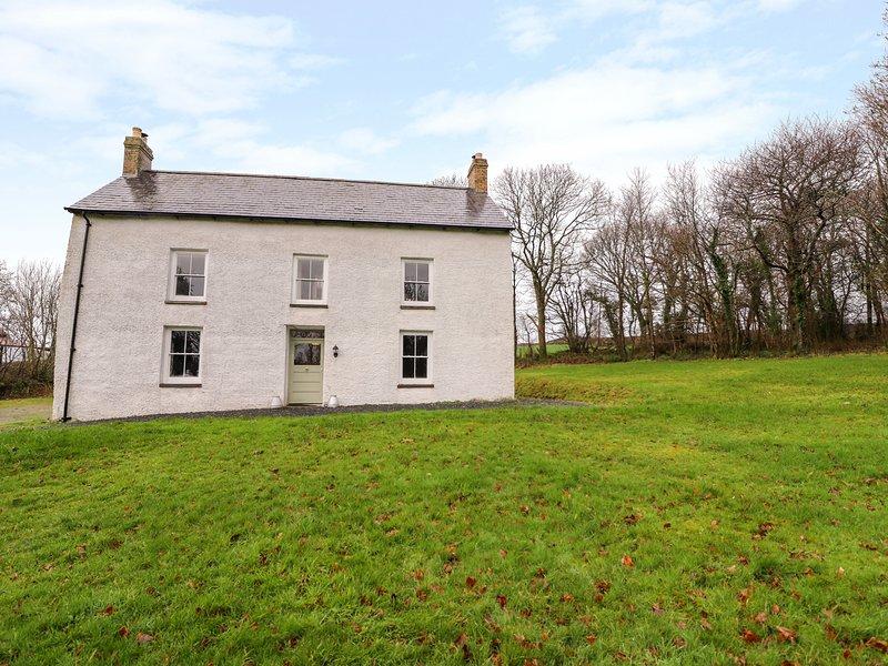 Llwyncadfor Farm, Newcastle Emlyn, casa vacanza a Rhydlewis