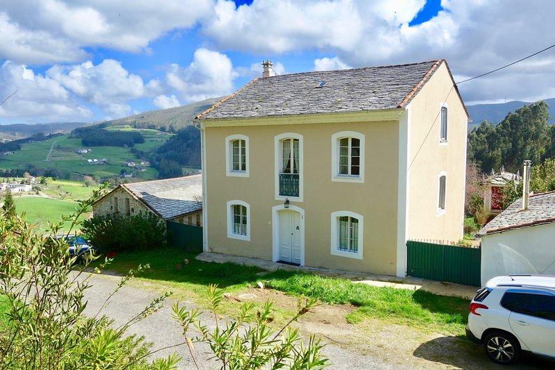 The Pilgrim's Retreat, holiday rental in Lourenza