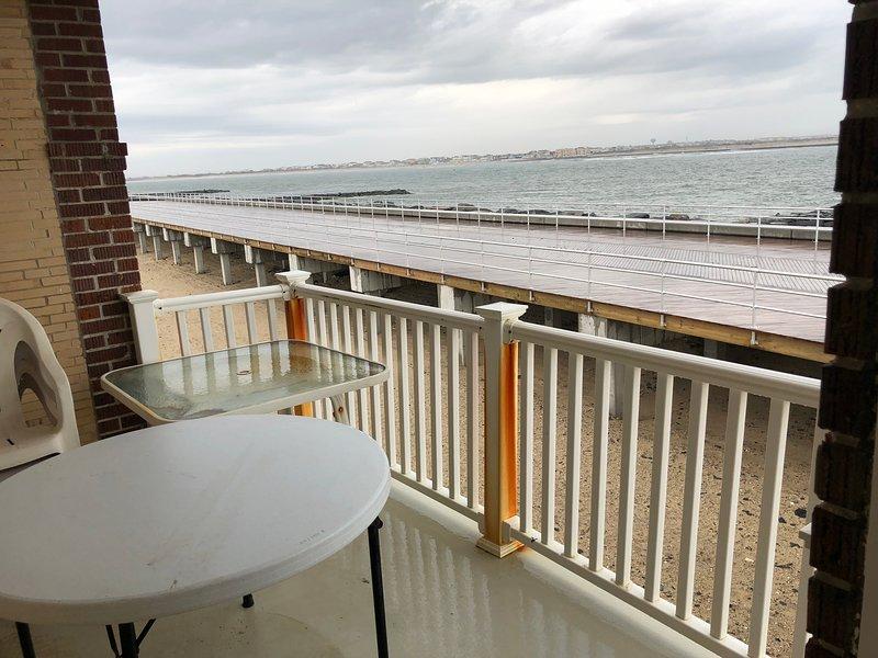 Ocean Front, vacation rental in Atlantic City