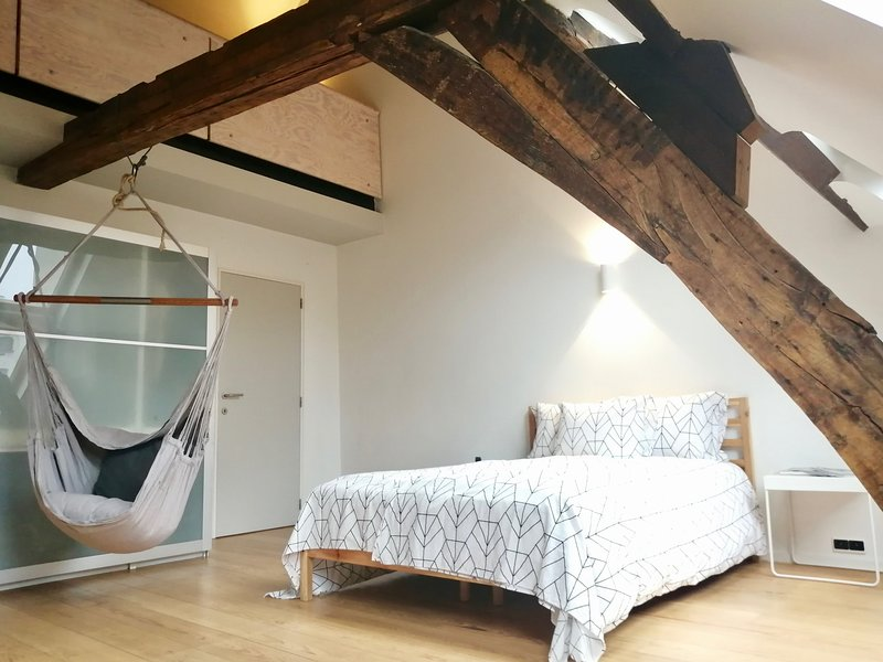 Big & Comfortable Private Room In The City Center, holiday rental in Saint-Jans-Molenbeek