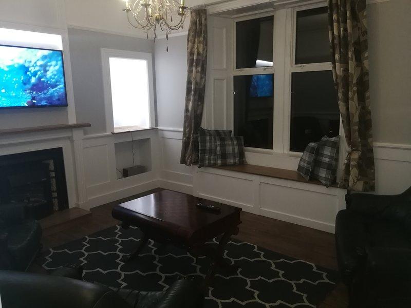 Il nostro soggiorno appena ristrutturato