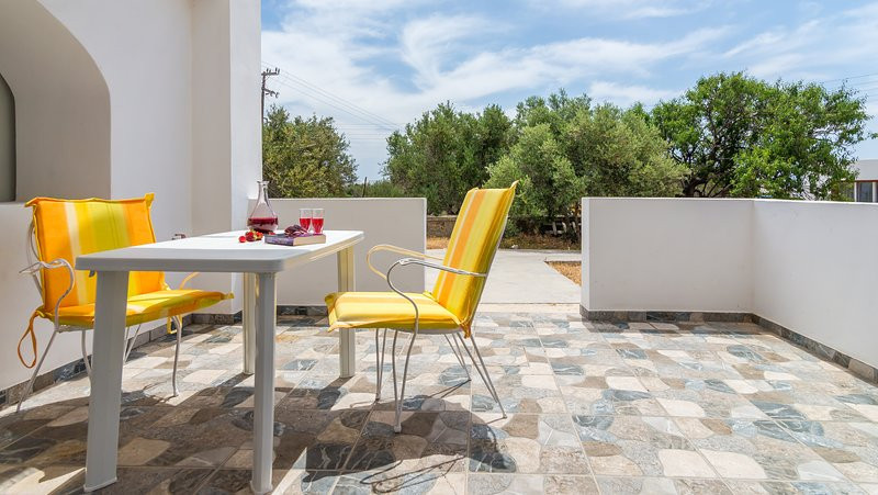 manolis and filio home(plaka village), holiday rental in Mandrakia