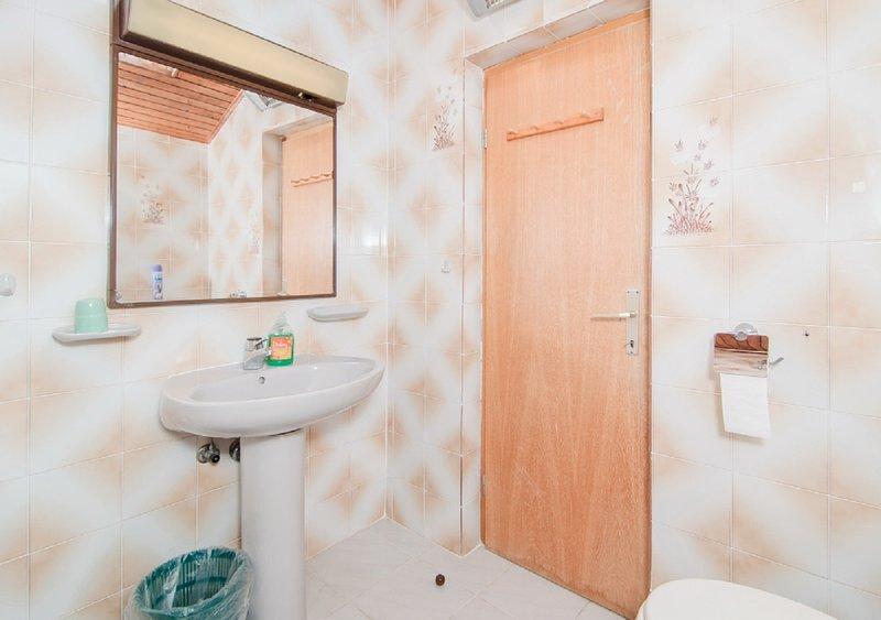 A2 (2 + 1): badkamer met toilet