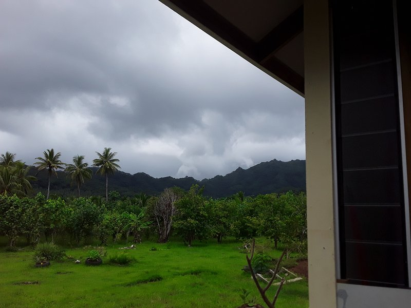 TEAVAHERE TAHAA, vacation rental in Society Islands