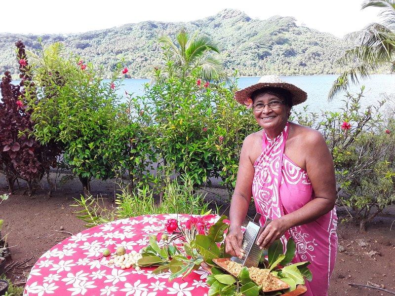 ROYAL Tapo-Tapo, location de vacances à Raiatea