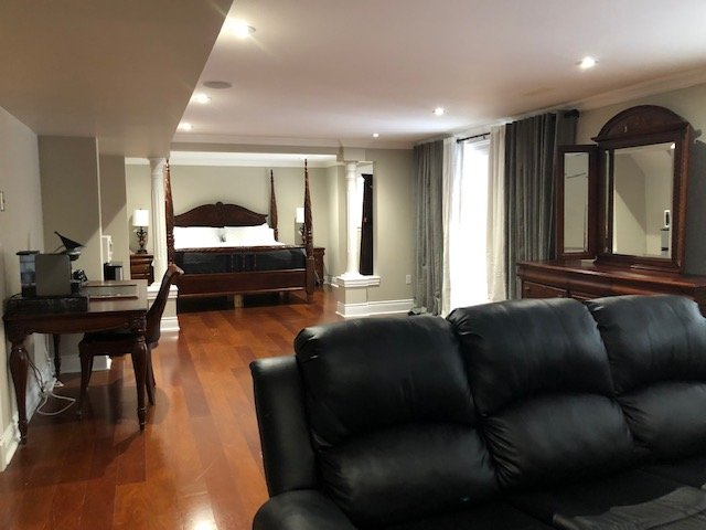 Presidential Suite with 2 bedroom, holiday rental in Caledon