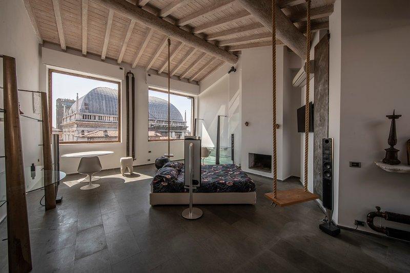SPIRIT OF THE MOON, vacation rental in Botticino