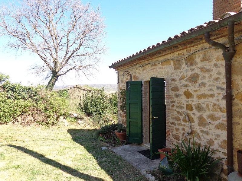 The Hideaway, casa vacanza a Poggio Murella