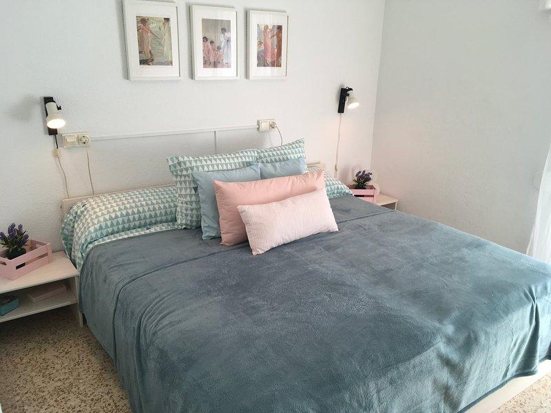 Apartamento Antinea Cambrils a 30m de la playa, holiday rental in Cambrils