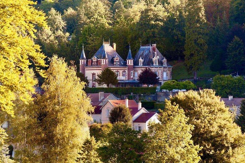 2 Chambres d'hôtes dans un château, holiday rental in Neufchateau
