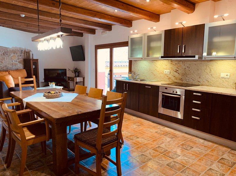 Can Cabaño, Alojamiento rural en Costa Brava, casa vacanza a Terrades